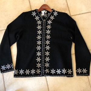 Coldwater Creek cardigan sweater